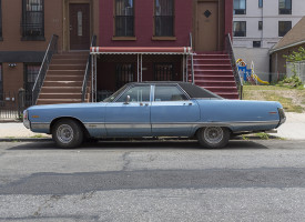 Throop Avenue, Bed-Stuy, Brooklyn #5
